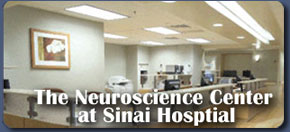 Tour our Neuroscience Center at Sinai Hospital